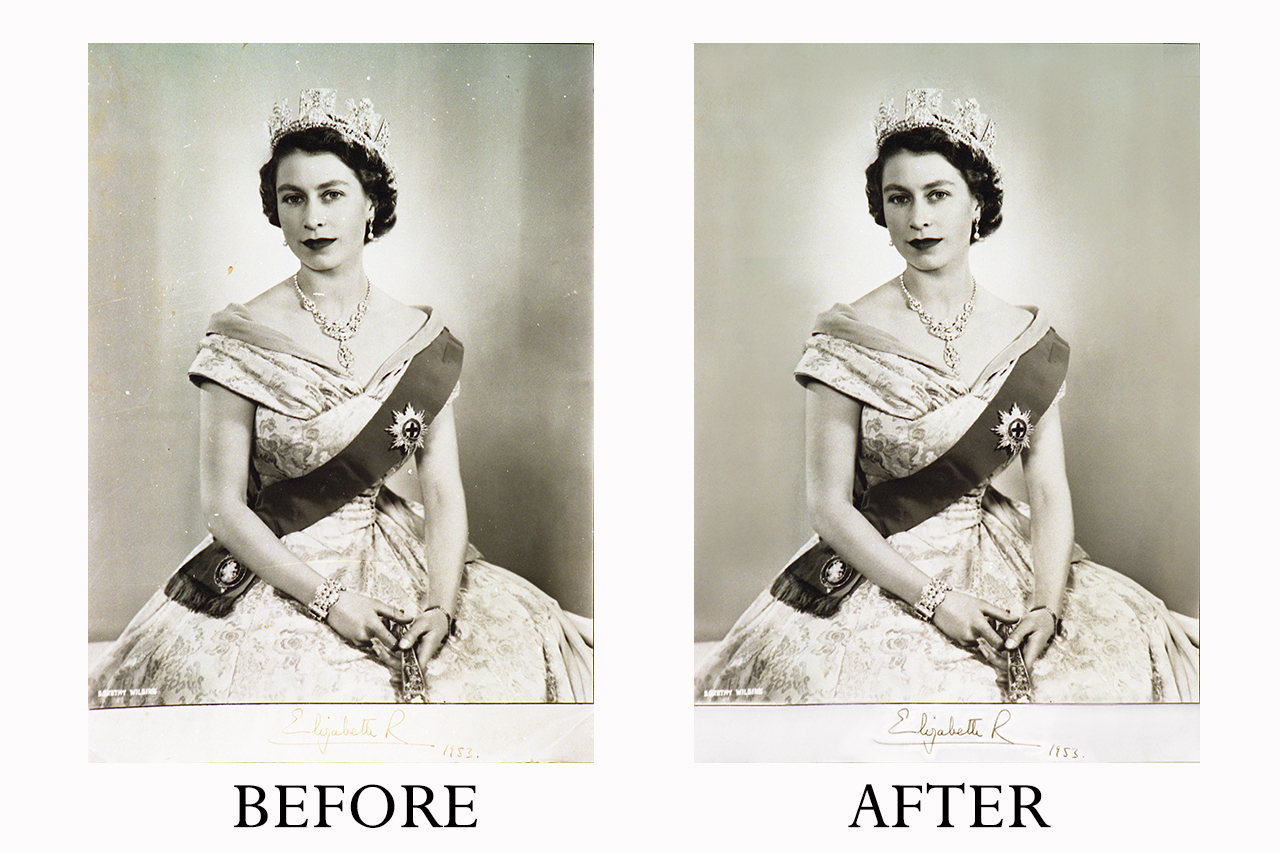 QUEEN before after web